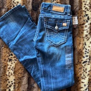 NWT Miss me boot cut jeans